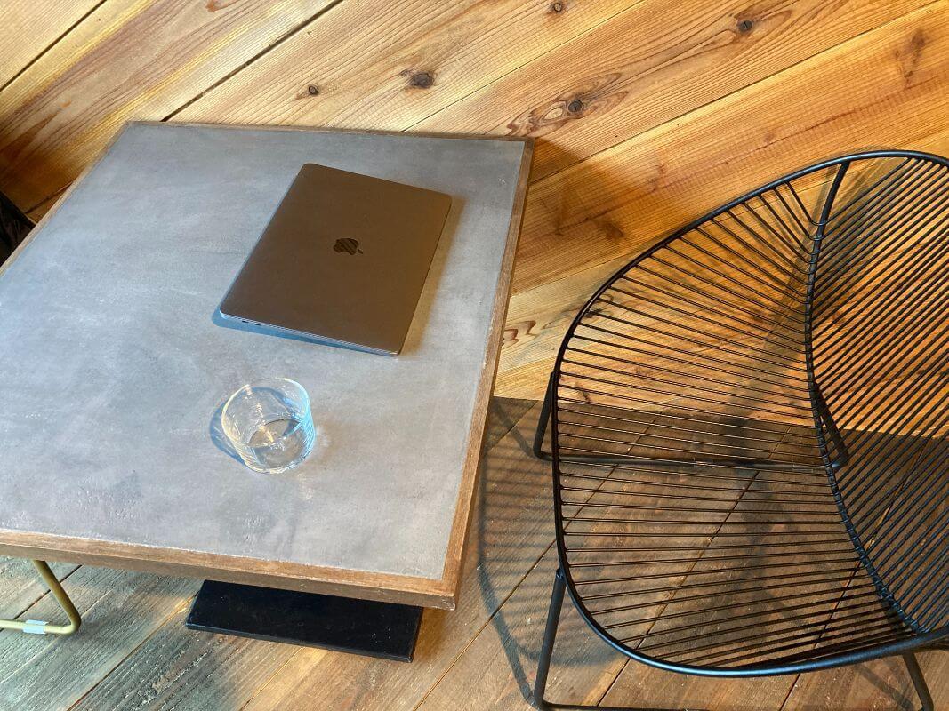 coffee camp(コーヒーキャンプ)テーブル